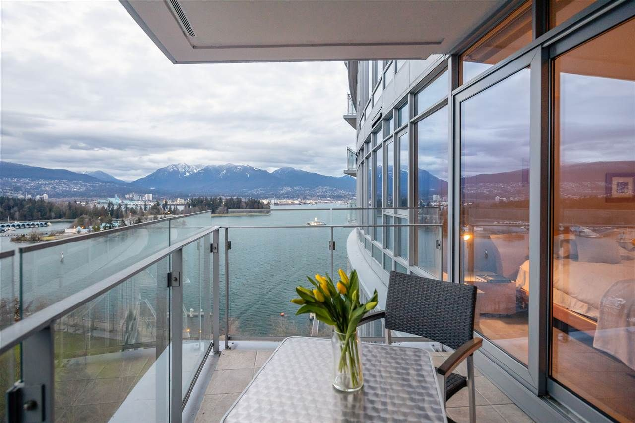 Main Photo: 1604 1233 W CORDOVA STREET in Vancouver: Coal Harbour Condo for sale (Vancouver West)  : MLS®# R2532177