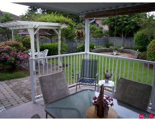 "Photo 10: 8437 157TH Street in Surrey: Fleetwood Tynehead House for sale in ""Fleetwood"" : MLS®# F2817751"