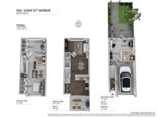 Photo 20: 30 15405 31 AVENUE: Grandview Surrey Home for sale ()  : MLS®# R2215959