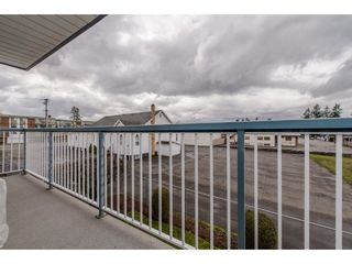 """Photo 18: 210 2425 CHURCH Street in Abbotsford: Abbotsford West Condo for sale in """"Parkview Place"""" : MLS®# R2149425"""