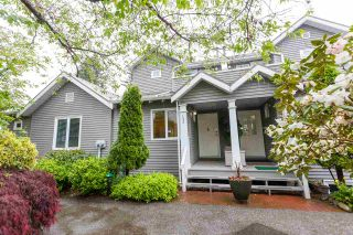 """Photo 1: 1570 BOWSER Avenue in North Vancouver: Norgate Townhouse for sale in """"Illahee"""" : MLS®# R2363126"""