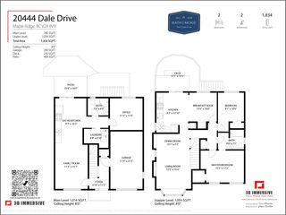 Photo 25: 20444 DALE Drive in Maple Ridge: Southwest Maple Ridge House for sale : MLS®# R2566097