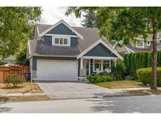 """Photo 1: 3668 155 Street in Surrey: Morgan Creek House for sale in """"Rosemary Heights"""" (South Surrey White Rock)  : MLS®# R2602804"""