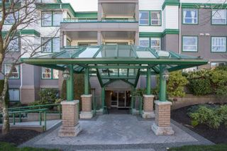 """Photo 1: 203 1575 BEST Street: White Rock Condo for sale in """"The Embassy"""" (South Surrey White Rock)  : MLS®# R2249022"""