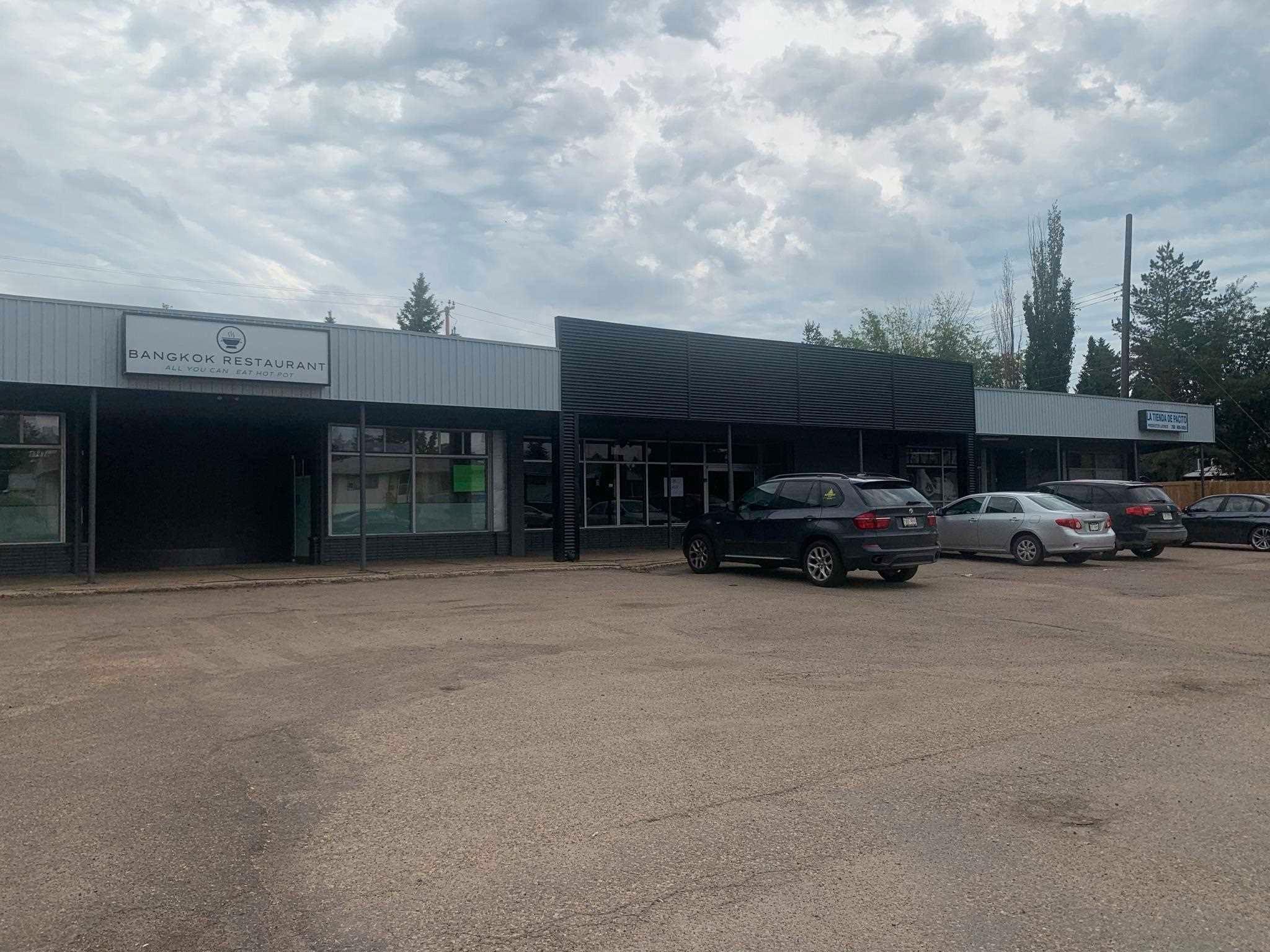 Main Photo: 11468 112 Avenue in Edmonton: Zone 08 Retail for lease : MLS®# E4252073
