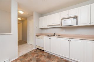 """Photo 9: 410 45520 KNIGHT Road in Chilliwack: Sardis West Vedder Rd Condo for sale in """"MORNINGSIDE"""" (Sardis)  : MLS®# R2488394"""