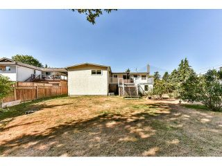 Photo 20: 8604 ARPE RD in Delta: Nordel House for sale (N. Delta)  : MLS®# F1445759