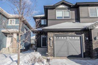 Photo 35: 17518 13 Avenue in Edmonton: Zone 56 House Half Duplex for sale : MLS®# E4227830