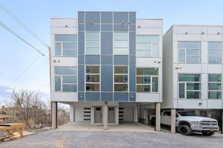 Main Photo: 2 3808 Parkhill Place SW in Calgary: Parkhill Semi Detached for sale : MLS®# A1084952