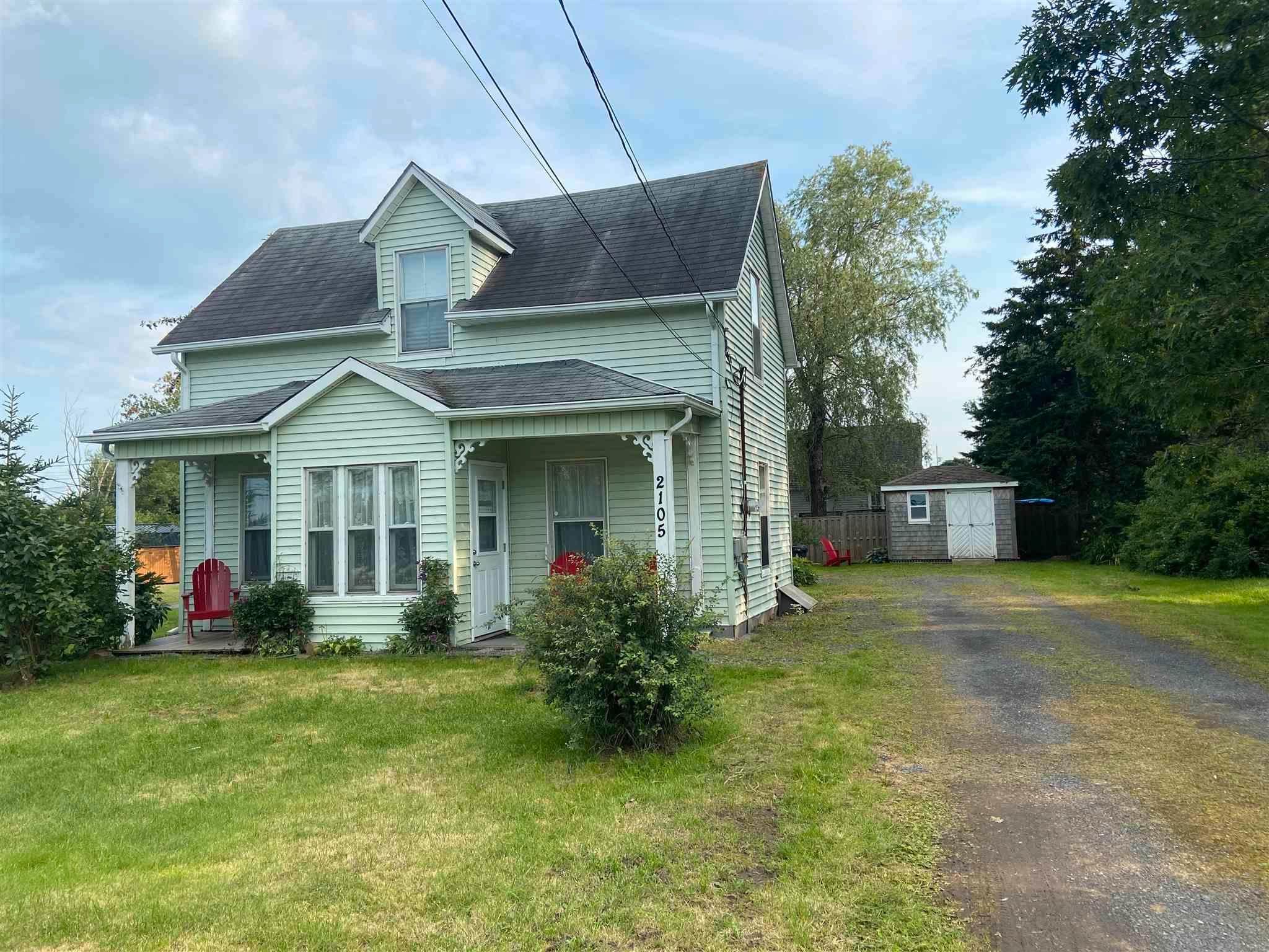 Main Photo: 2105 Cowan Street in Westville: 107-Trenton,Westville,Pictou Residential for sale (Northern Region)  : MLS®# 202120464