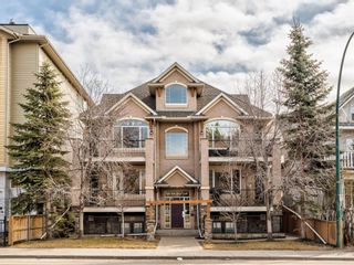 Main Photo: 101 824 10 Street NW in Calgary: Sunnyside Apartment for sale : MLS®# A1093356