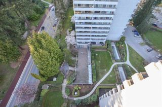 """Photo 22: 406 4194 MAYWOOD Street in Burnaby: Metrotown Condo for sale in """"PARK AVENUE TOWERS"""" (Burnaby South)  : MLS®# R2566232"""