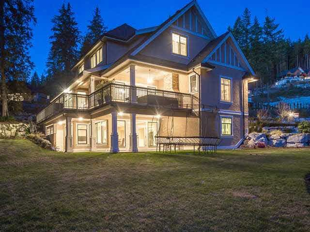 Photo 20: Photos: 1471 CRYSTAL CREEK DRIVE: Anmore House for sale (Port Moody)  : MLS®# V1140761