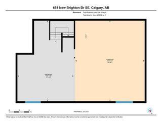 Photo 34: 651 New Brighton Drive SE in Calgary: New Brighton Detached for sale : MLS®# A1121681