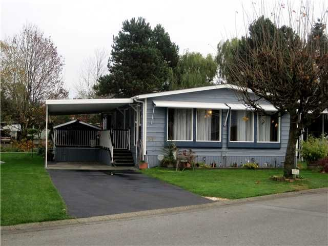 """Main Photo: 31 145 KING EDWARD Street in Coquitlam: Maillardville Manufactured Home for sale in """"MILLCREEK VILLAGE"""" : MLS®# V1034957"""