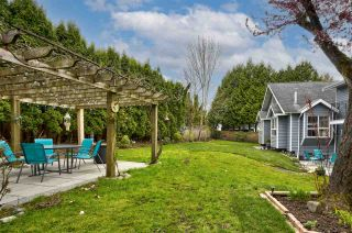 """Photo 31: 34602 SEMLIN Place in Abbotsford: Abbotsford East House for sale in """"Bateman Park"""" : MLS®# R2564096"""