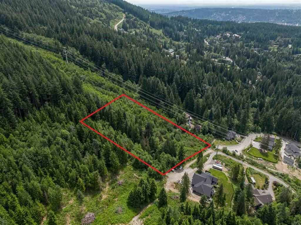 Main Photo: 2300 LEGGETT Drive: Anmore Land for sale (Port Moody)  : MLS®# R2533020