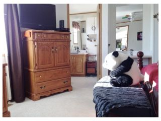 """Photo 14: 5395 230TH Road: Taylor Manufactured Home for sale in """"SOUTH TAYLOR"""" (Fort St. John (Zone 60))  : MLS®# N240220"""