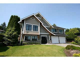 "Photo 1: 495 ALLEN Drive in Tsawwassen: Pebble Hill House for sale in ""PEBBLE HILL"" : MLS®# V987732"