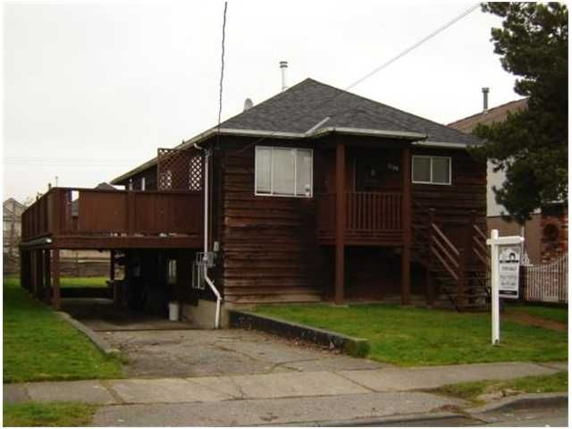 Main Photo: 2143 E 35TH Avenue in Vancouver: Victoria VE House for sale (Vancouver East)  : MLS®# V931862