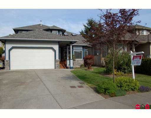"""Main Photo: 6828 181ST Street in Surrey: Cloverdale BC House for sale in """"Cloverwoods"""" (Cloverdale)  : MLS®# F2711956"""