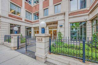 Photo 1: 1605 168 E King Street in Toronto: Moss Park Condo for lease (Toronto C08)  : MLS®# C4645663