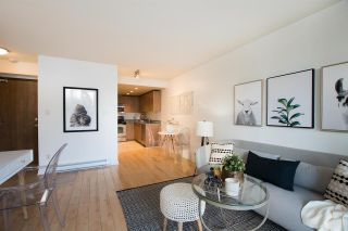 """Photo 3: 411 1212 HOWE Street in Vancouver: Downtown VW Condo for sale in """"1212 HOWE"""" (Vancouver West)  : MLS®# R2583498"""