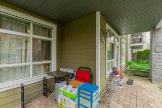 Photo 3: 119 6279 EAGLES Drive in Vancouver: University VW Condo for sale (Vancouver West)  : MLS®# R2561625