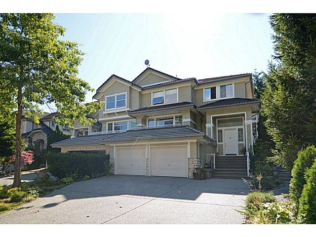 Main Photo: 2007 PARKWAY BV in Coquitlam: Westwood Plateau Duplex for sale : MLS®# V1138573