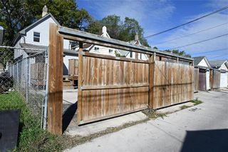 Photo 23: 1149 Ingersoll Street in Winnipeg: Sargent Park Residential for sale (5C)  : MLS®# 202122228