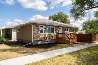 Photo 1: 136 Edward Avenue West in Winnipeg: West Transcona Residential for sale (3L)  : MLS®# 202119487