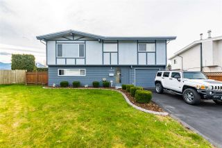 Photo 1: 46668 ARBUTUS Avenue in Chilliwack: Chilliwack E Young-Yale House for sale : MLS®# R2545814
