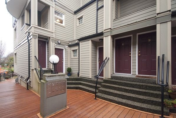 Main Photo: #9  1966 York in : Kitsilano Townhouse for sale (Vancouver West)  : MLS®# V872445