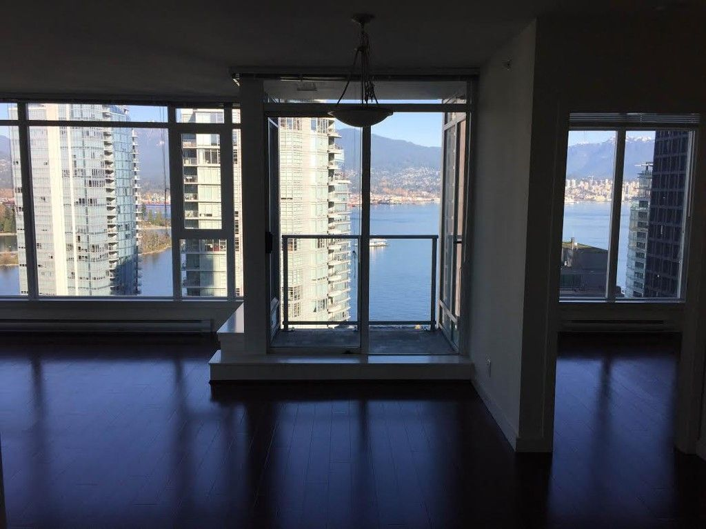 Photo 2: Photos: 1188 West Pender Street in Vancouver: Coal Harbour Condo for rent (Vancouver West)