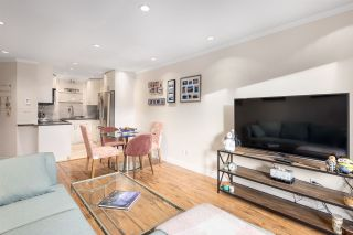 """Main Photo: 104 251 W 4TH Street in North Vancouver: Lower Lonsdale Condo for sale in """"Brittania Place"""" : MLS®# R2547188"""