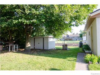 Photo 2: 321 PARK Avenue in BEAUSEJOUR: Beausejour / Tyndall Residential for sale (Winnipeg area)  : MLS®# 1522181