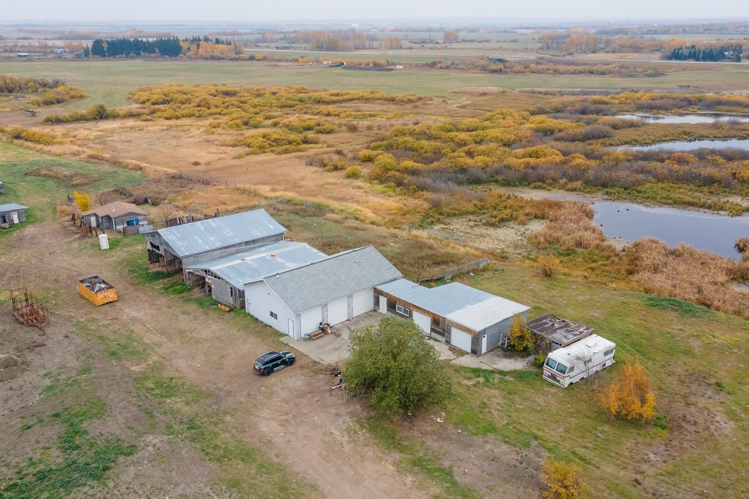 Main Photo: 26431 HWY 37: Rural Sturgeon County Rural Land/Vacant Lot for sale : MLS®# E4264709