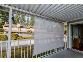 Photo 17: 27 1160 INLET STREET in Coquitlam: New Horizons Townhouse for sale : MLS®# R2038312