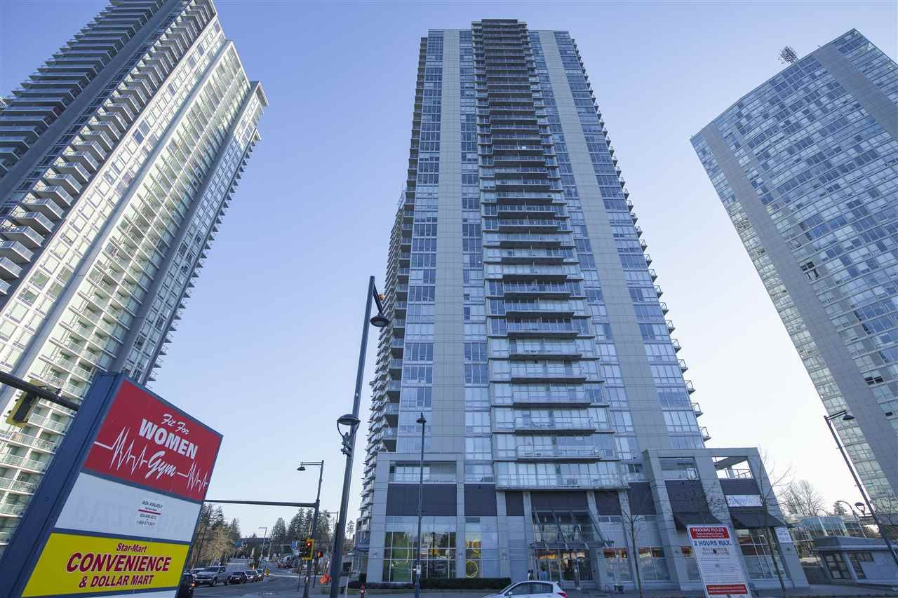 """Main Photo: 1805 13688 100 Avenue in Surrey: Whalley Condo for sale in """"Park Place One"""" (North Surrey)  : MLS®# R2435225"""