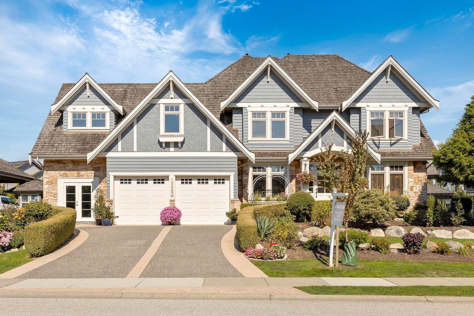 Main Photo: 15963 DEVONSHIRE Drive in Surrey: Morgan Creek House for sale (South Surrey White Rock)  : MLS®# R2615762