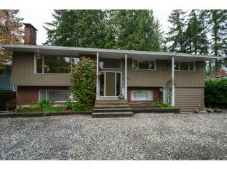 Photo 1: 4379 CAPILANO Road in North Vancouver: Canyon Heights NV House for sale : MLS®# V1061057