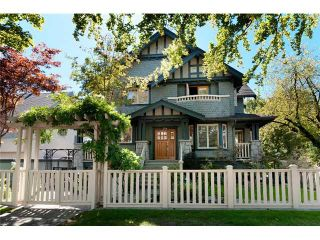 Photo 1: 398 W 13TH Avenue in Vancouver: Mount Pleasant VW Townhouse for sale (Vancouver West)  : MLS®# V908725