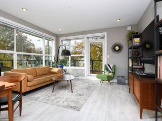 Photo 2: 201 1460 Pandora Ave in : Vi Fernwood Condo for sale (Victoria)  : MLS®# 862334