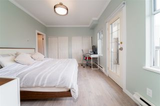 Photo 12: 1881 W 10TH Avenue in Vancouver: Kitsilano Townhouse for sale (Vancouver West)  : MLS®# R2555896