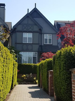 Photo 3: 5635 WILLOW Street in Vancouver: Cambie Townhouse for sale (Vancouver West)  : MLS®# R2625755