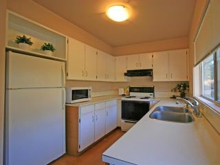 """Photo 4: 1053 CECILE Drive in Port Moody: College Park PM Townhouse for sale in """"CECILE HEIGHTS"""" : MLS®# V931590"""