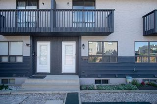 Main Photo: 5 2804 17 Avenue SW in Calgary: Shaganappi Row/Townhouse for sale : MLS®# A1115092