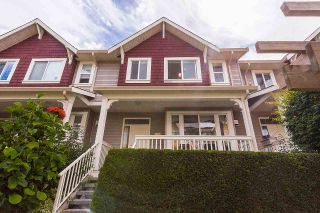 """Photo 1: 41 5999 ANDREWS Road in Richmond: Steveston South Townhouse for sale in """"RIVERWIND"""" : MLS®# R2077497"""