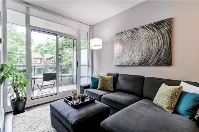 FEATURED LISTING: 211 - 88 Broadway Avenue Toronto