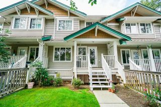 """Photo 1: 6 12711 64 Avenue in Surrey: West Newton Townhouse for sale in """"Palette on the Park"""" : MLS®# R2600668"""